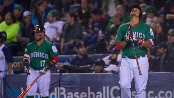 Los mexicanos quedan último del grupo D y se marchan del IV Clásico Mundial. Foto: Mexsport.