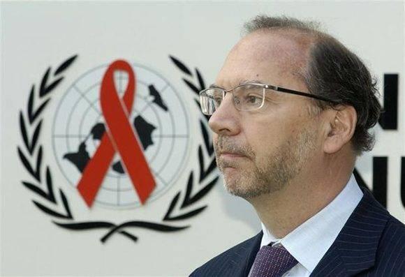 Nacido en la ciudad belga de Lovaina, Piot se convirtió en uno de los luchadores mundiales contra el VIH. Foto: Reuters.