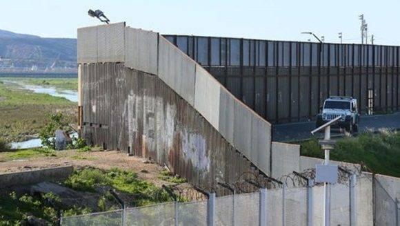 El precio total del muro con México podría elevarse a 21 mil millones de dólares. | Foto: Getty