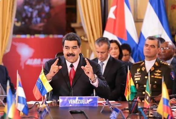 Asegura Maduro que el ALBA es la base para una nueva América (+ Audio)