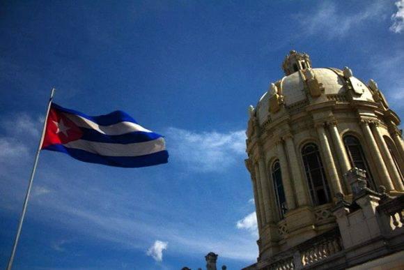 El otrora Palacio Presidencial. Foto; Fernando Medina / Cubahora