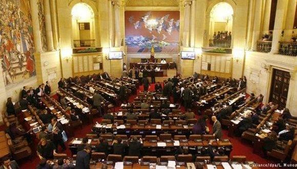 La nueva ley le dará participación a las FARC-EP en las elecciones de 2018. Foto: DPA.