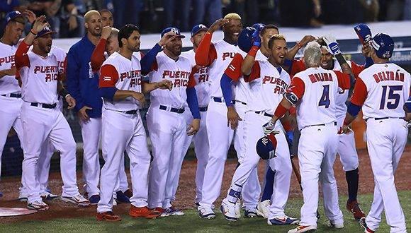 Venezuela venció a Italia en Clásico Mundial de Béisbol