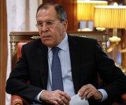 Canciller ruso, Serguei Lavrov. Foto: TASS.