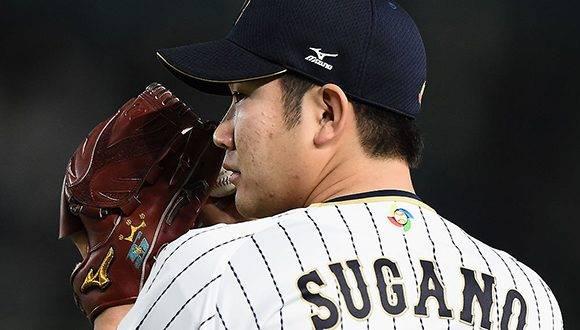 Sugano tiene balance de 44-28 en cuatro temporadas en la liga japonesa. Foto: @WBCBaseball/ Twitter.