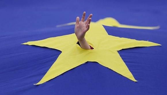 La salida del Reino Unido es un gran reto para la UE. Foto: Reuteres.