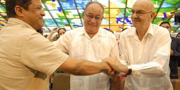 Celebran en Santiago de Cuba acto central por el Día de la prensa cubana. Foto: Yoandry Avila Guerra/ Cubaperiodistas.