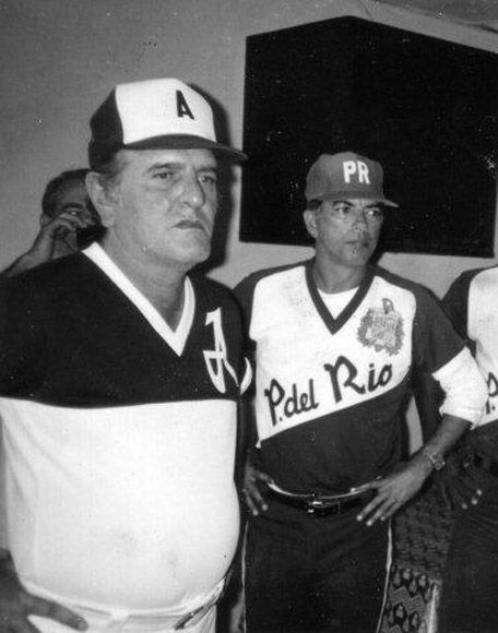 José Miguel Pineda y Jorge Fuentes.
