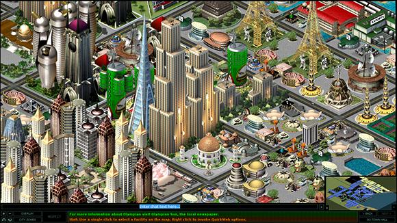 """""""StarPeace"""" explotaba el concepto del multiusuario en Internet para simular el desarrollo de ciudades y un complejo entramado de relaciones sociales y económicas."""