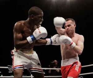 Andy Cruz. Foto tomada de World Series Boxing.