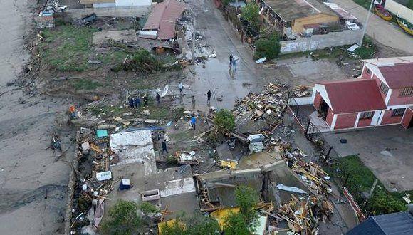 En Chile sismo de 6,9 grados Richter