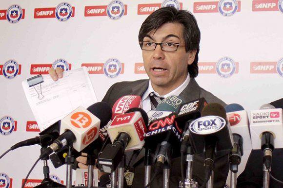 El expresidente del Sifup, Carlos Soto,