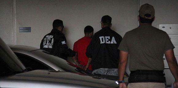 """Reyes Arzate, de 45 años, supuestamente lideró durante varios años una unidad de investigaciones especiales de la Policía Federal y, como jefe de la misma, era """"el principal enlace de información"""" con las autoridades estadounidenses. (Archivo / GFR Media)"""