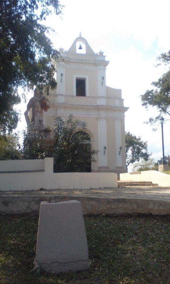 Ermita de Monserrate, Matanzas. Foto: Ramsés Ramos /Cubadebate