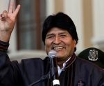 Evo Morales. Foto tomada de FM Center es Noticia.