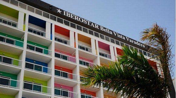 Iberostar Bella Vista, en Varadero. Foto: Archivo.