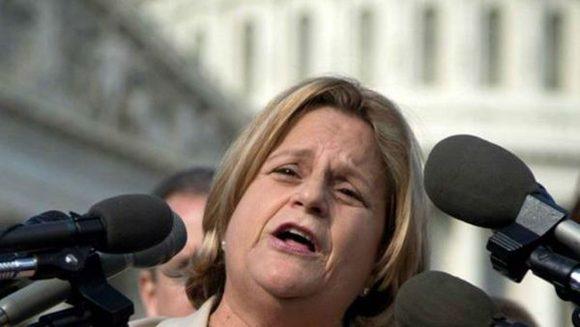 La congresista republicana para el estado de Florida Ileana Ros-Lehtinen. Foto: AP.