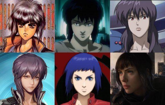 Evolución del manga al cine.