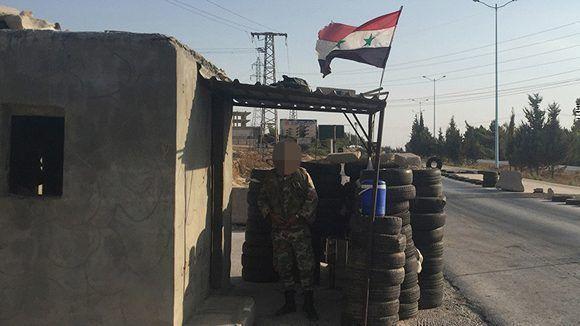 Muere un asesor militar ruso en un ataque terrorista en Siria