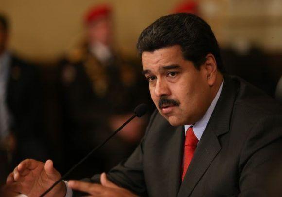 Nicolás Maduro. Foto tomada de Panorama.