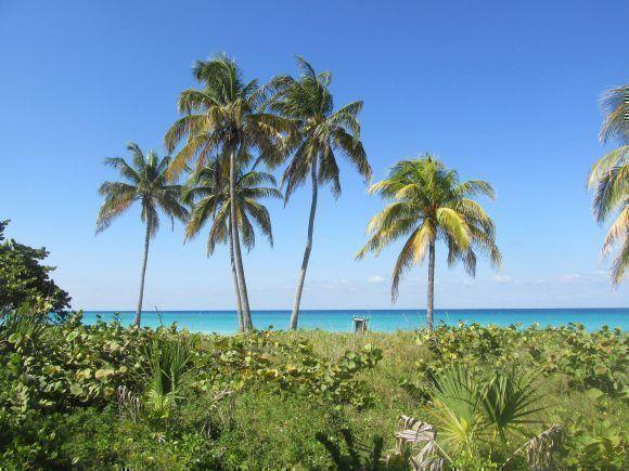 Playa de Varadero. La tomé durante mi estancia en Cuba en 2016. Foto: Marcos Cesar de Oliveira Pinheiro, Rio de Janeiro, Brasil / Cubadebate