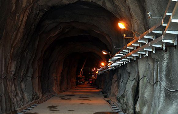 Túneles del Trasvase Este-Oeste. Foto: Elder Leyva/ ¡Ahora!
