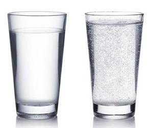 Entre el agua normal y la gaseada: ¿Cuál es bouba y cuál es kiki?