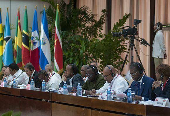 El Consejo Político del ALBA sesiona en La Habana. Foto: Ladyrene Pérez/ Cubadebate.