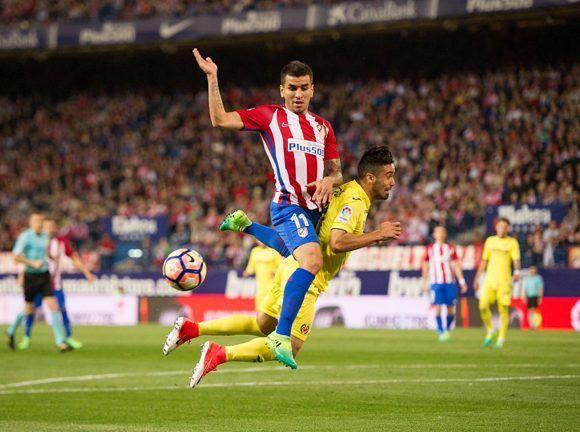 El Atlético pierde en el Vicente Calderón una semana antes de la semifinal de Liga de Campeones. Foto: @ChampionsLeague/ Twitter.
