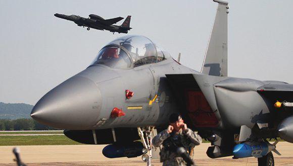 Washington se prepara para evacuar a 230 mil estadounidenses de Corea del Sur. Foto: Kim Hong-Ji/ Reuters.