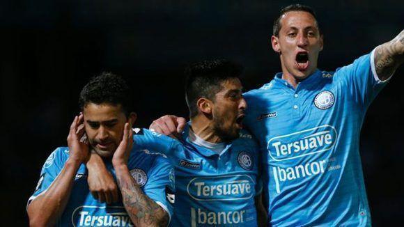 """La directiva del Belgrano, uno de los clubes más populares de Córdoba, emitió un comunicado pidiendo """"justicia por Emanuel"""". Foto: Getty Images."""