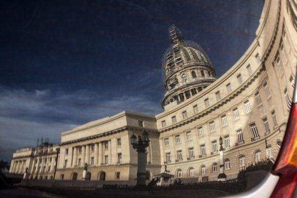Capitolio. Foto: L Eduardo Domínguez/ Cubadebate.