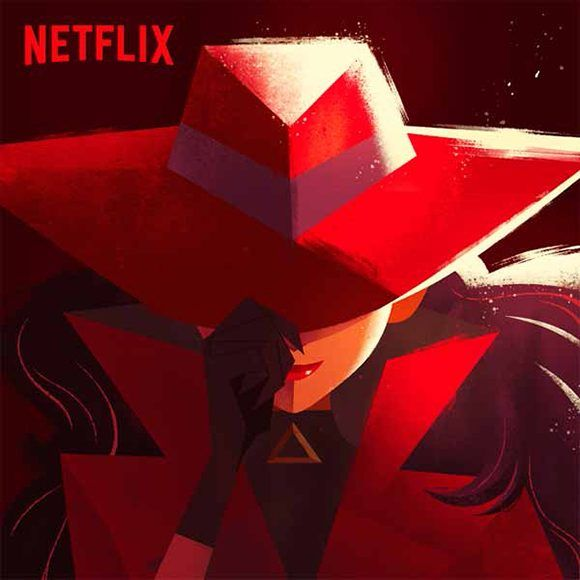 Carmen Sandiego será convertida en una serie de Netflix. Foto: Netflix.