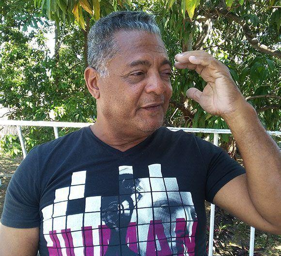 Pedro José Rodríguez. Foto: Katheryn Felipe/Cubadebate.
