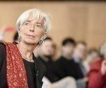 La directora gerente del Fondo Monetario Internacional (FMI), Christine Lagarde. Foto: EFE.
