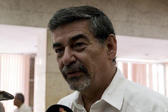 Ricardo Herrera Saldías, embajador de Chile en Cuba. Foto: Ismael Francisco / Cubadebate.