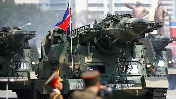 l representante permanente de Corea del Norte ante la ONU ha declarado que EE.UU. ha creado una situación peligrosa en la región, en la que una guerra nuclear puede estallar en cualquier momento. Foto: Reuters.
