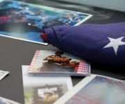"""""""Me enlisté porque me crié allá, yo quería defender al que en ese momento era mi país"""". Foto: AFP."""