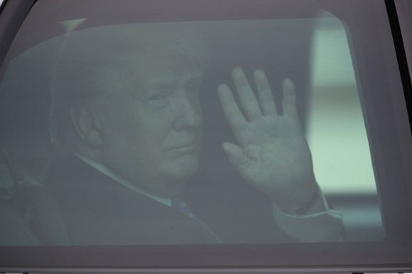 solo un 42 por ciento de los norteamericanos aprueba la gestión de Donald Trump luego de tres meses en la Casa Blanca. Foto: Alex Brandon/ AP.