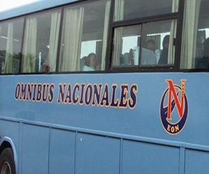 Ómnibus Nacionales traslada sus servicios del 1ro. de Mayo