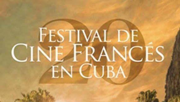 Festival de Cine Francés.