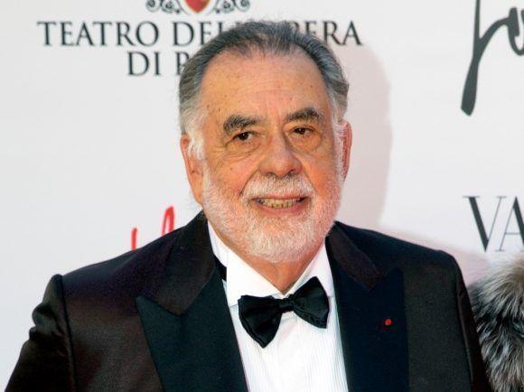 """Francis Ford Coppola en la celebración de los 45 de """"El Padrino"""" en el Festival de Cine de Tribeca. Foto: Reuters"""