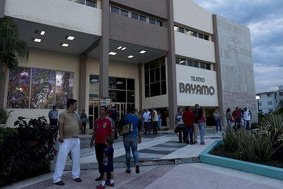 Gala del beisbol cubano en Bayamo. Foto: Ismael Francisco/Cubadebate