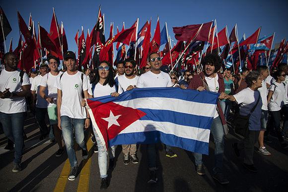 La cohesión y el accionar colegiado son decisivos para el presente y el futuro de Cuba. Foto: Ladyrene Pérez/ Cubadebate.