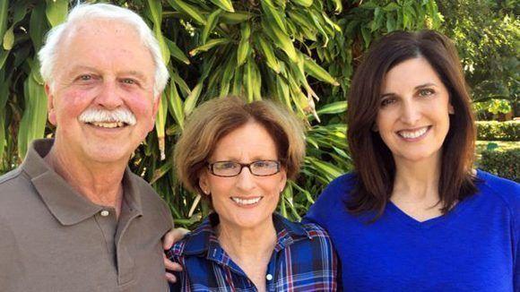 Judy, su marido Bill y su hija Cindy se alojaron en La Pradera International Health Centre, al oeste de La Habana. Foto: BBC.