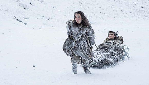 Meera Reed seguirá protegiendo a Bran Stark. Foto: HBO.