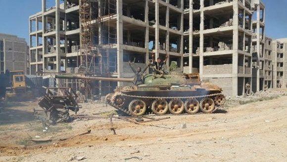 Desde que EE.UU. derrocó a Muamar Gadafi el país está envuelto en caos. | Foto: Reuters.