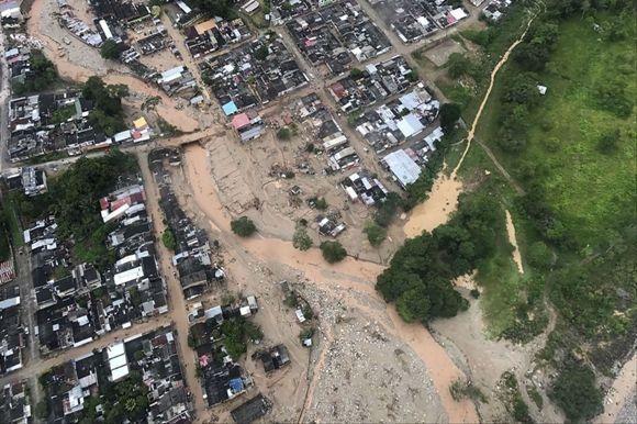 Autoridades reportan más de 190 muertos y 400 heridos. Foto: Ejército Nacional.