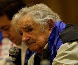 El Representante Especial de la Misión Electoral de la Unasur, José Mujica. Foto: Reuters.