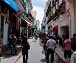 Calle Obispo. Foto: ACN